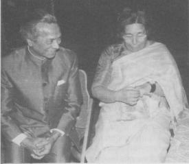 Naushad and shamshad